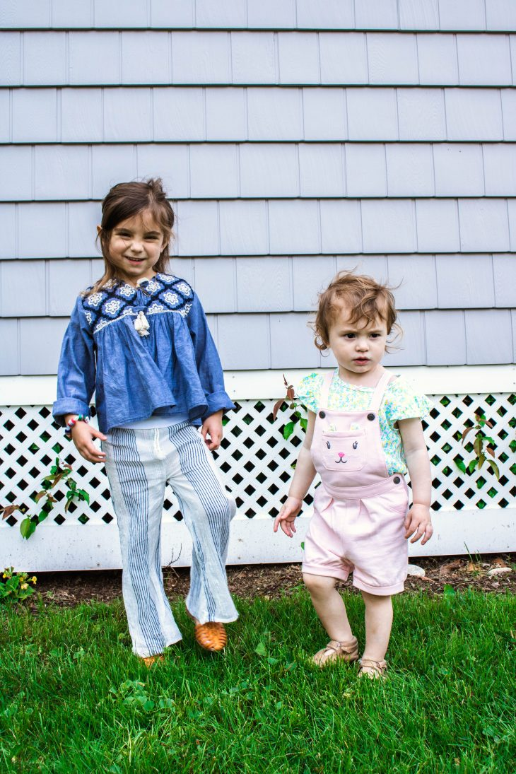 Handling Sibling Rivalry and Fights - Sisters Standing Together - Confessions of a Northern Belle