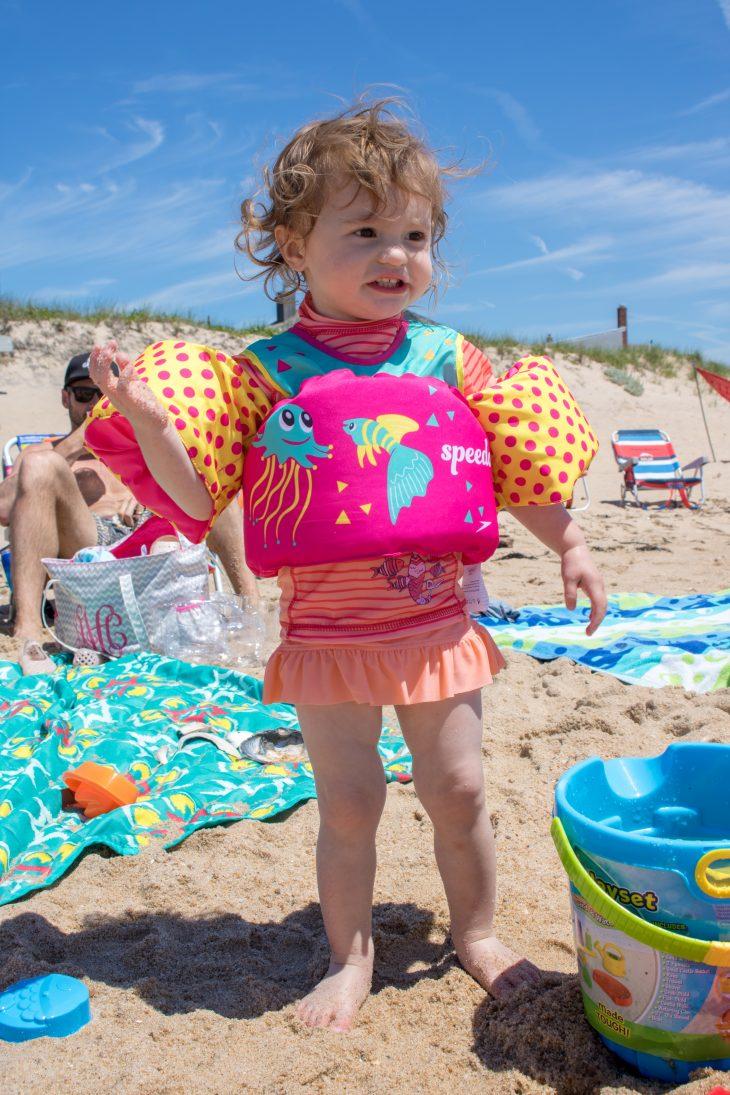 Hamptons Beach Baby