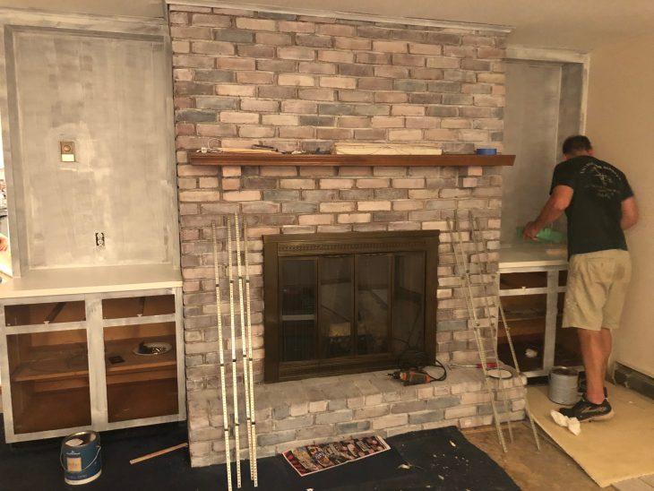 Fireplace Upgrade