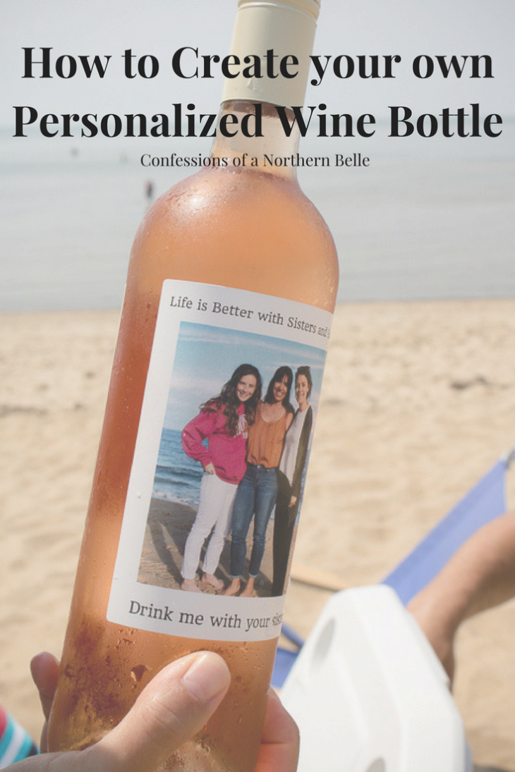 three ways to personalize a wine bottle confessions of a northern