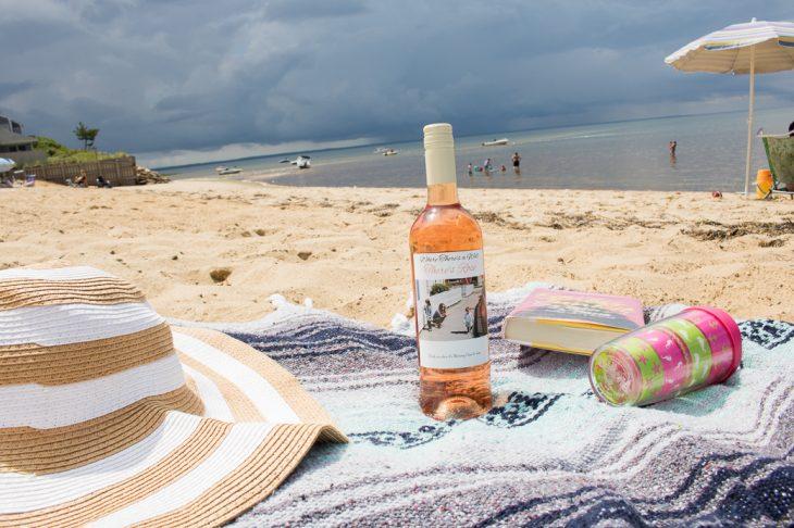 Rosè On the Beach