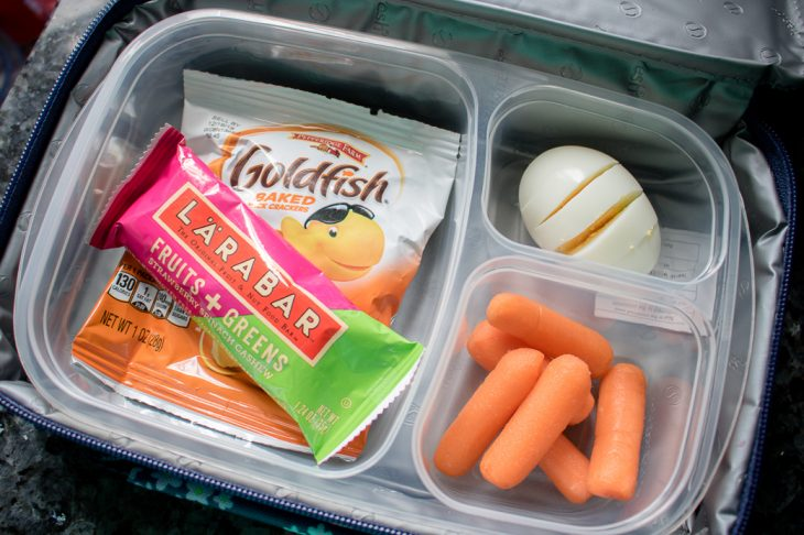 Bento Lunch for Preschooler