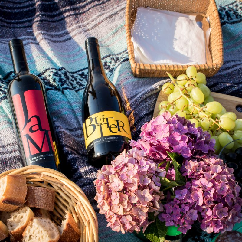 Goodbye to Summer – Wine Sunset Picnic