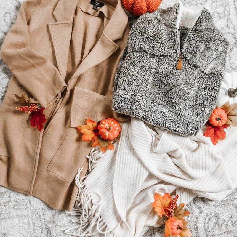 Five Items You Need for October // CT Blogger Babes October Blog Hop