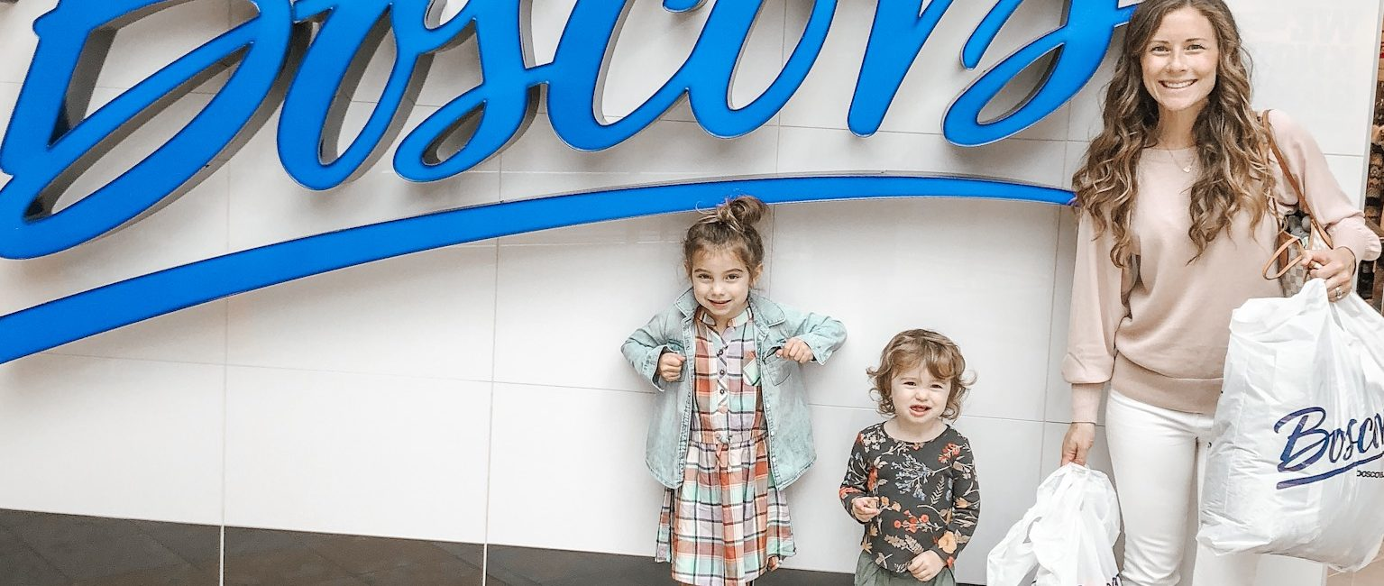 Mother-Daughter Shopping Trip at Boscov's // The Gala Preview in Milford, CT