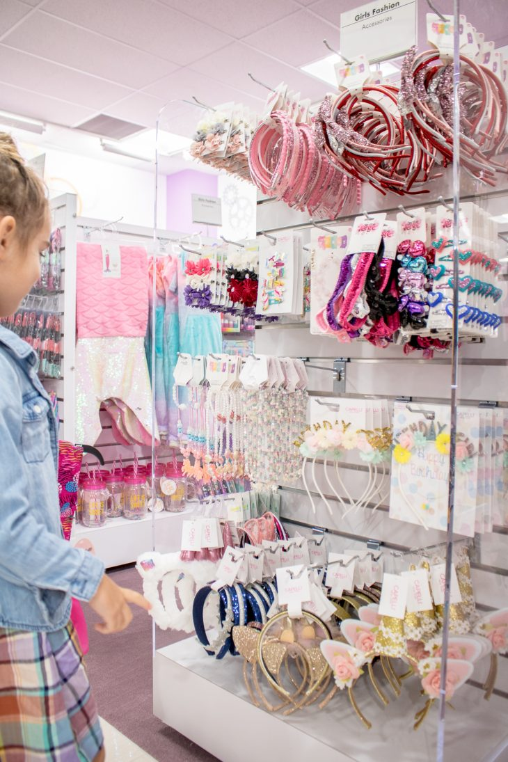 Accessories Section at Boscov