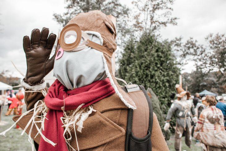 Amelia Scarecrow
