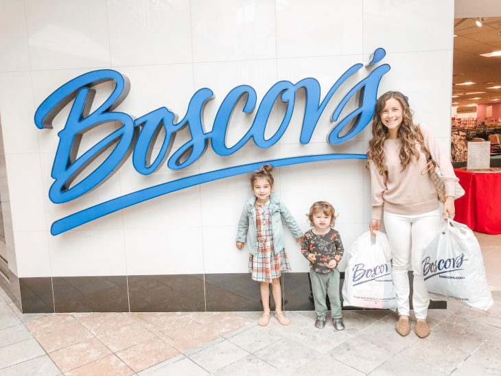 Mother-Daughter Shopping Trip at Boscov's Gala Preview Event in Milford, CT