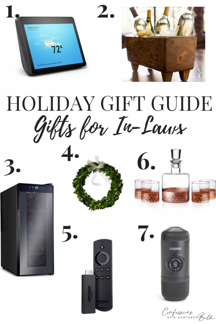 Gift Ideas for In Laws