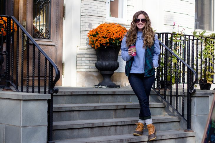 Preppy Winter Style with LLBEAN