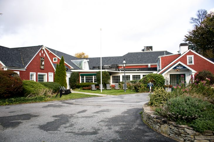 The Coonamessett, A Cape Cod Inn