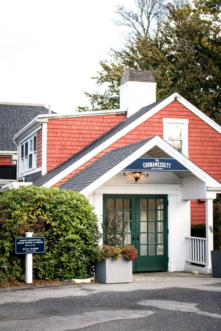 Falmouth The Coonamessett Red Inn