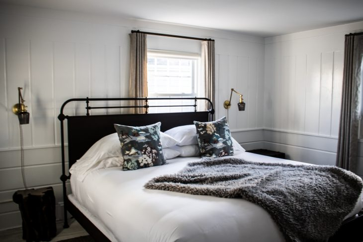 Maritime Inspired Bedroom Decor