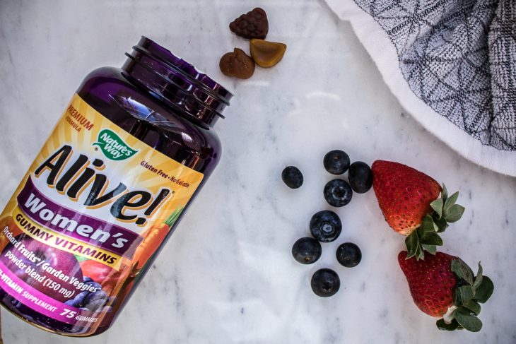 Multivitamins and Fruit