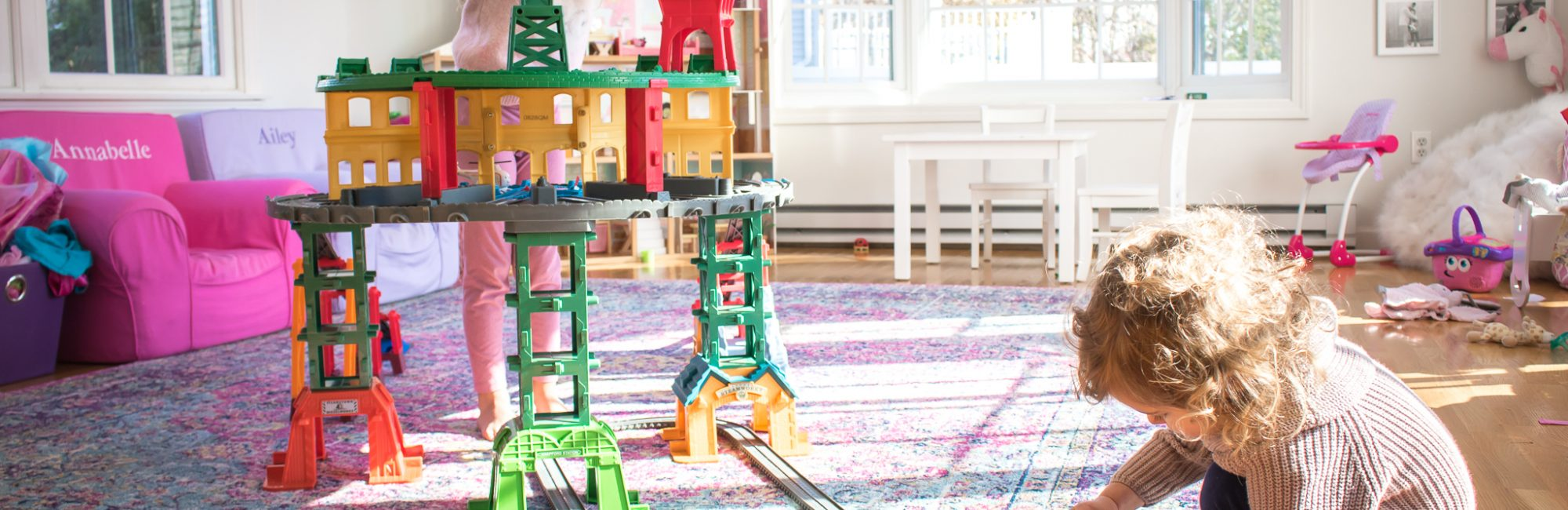 The Best Holiday Toy for Train Loving Kids