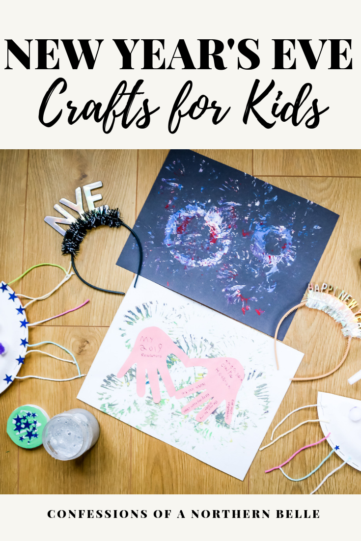 New Year's Eve Crafts for Kids