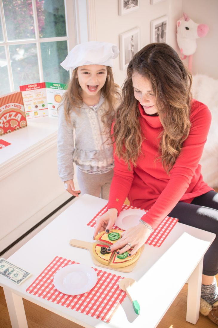 Deluxe Pizza & Pasta Play Set by Melissa & Doug