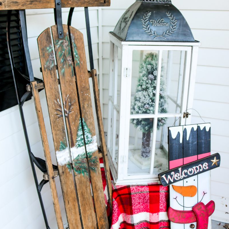Decorating for the Holidays with Facebook Marketplace