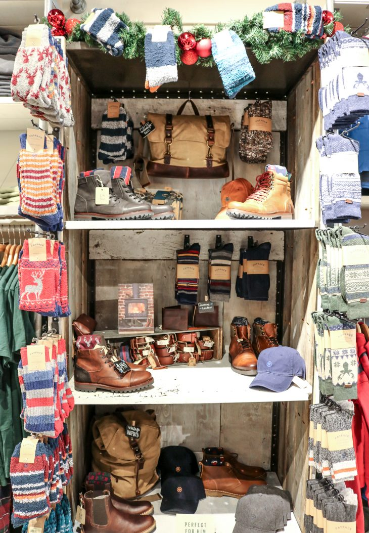 Men's Christmas Gifts at FatFace