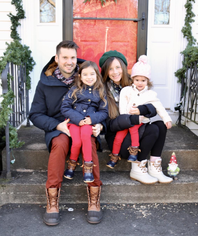 Things I  Wish I knew Before I Had Kids - Family Photo