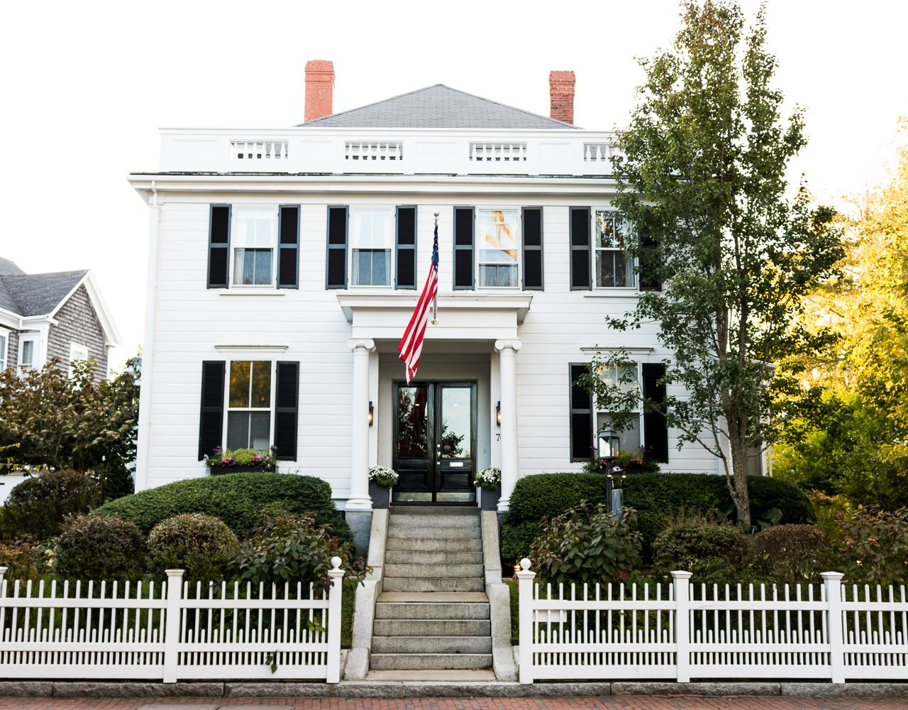 Travel // Where to Stay in Nantucket: 76 Main