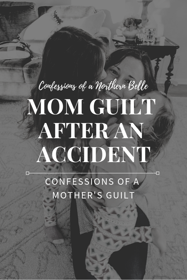 Mother and daughters - When Accidents Happen - Dealing with a Mother's Guilt