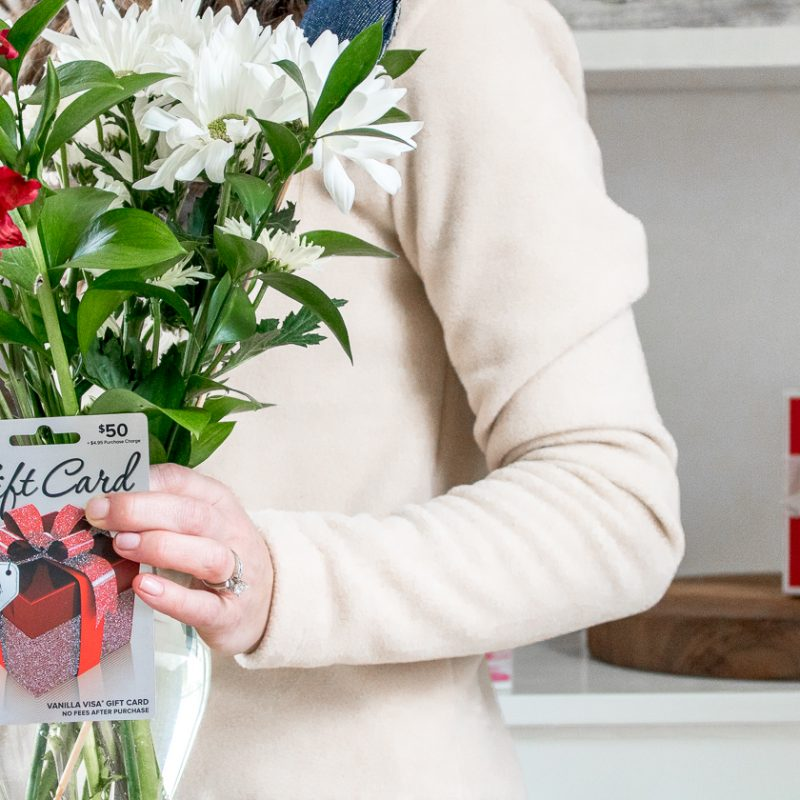 Easy Last Minute Valentine's Day Gift Ideas {and a Giveaway!)
