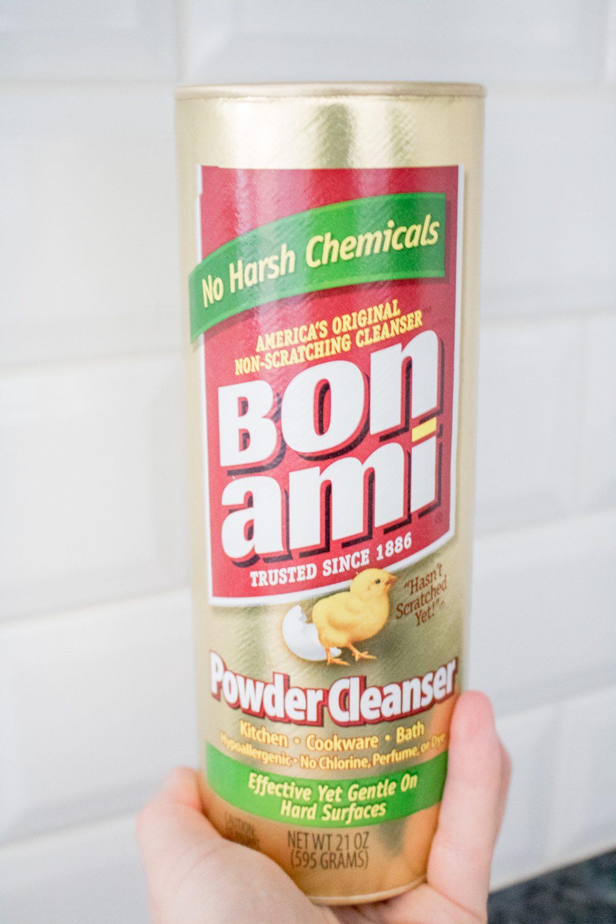 Bon Ami Powder Cleanser