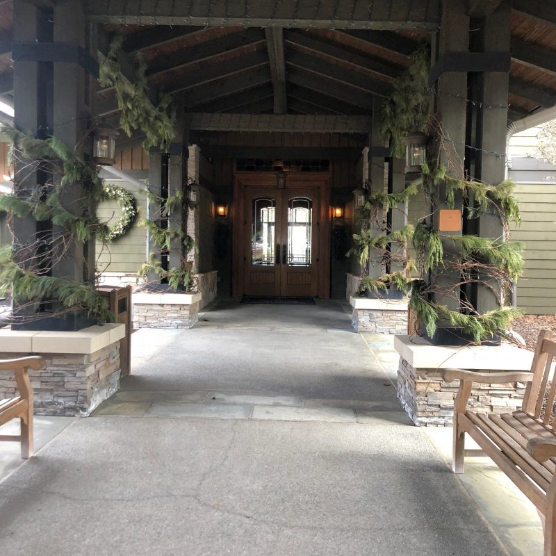 Travel // The Lodge at Woodloch Spa Resort