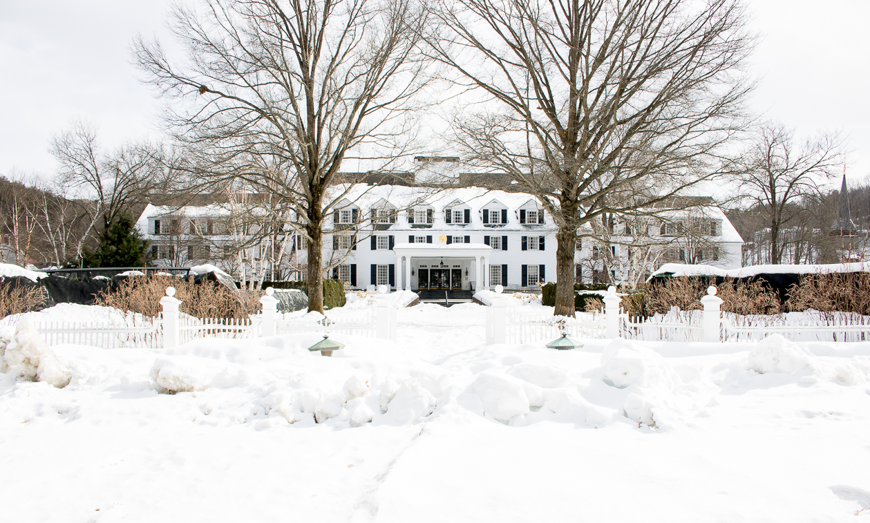 Travel // Where to Stay in Vermont : The Woodstock Inn & Resort