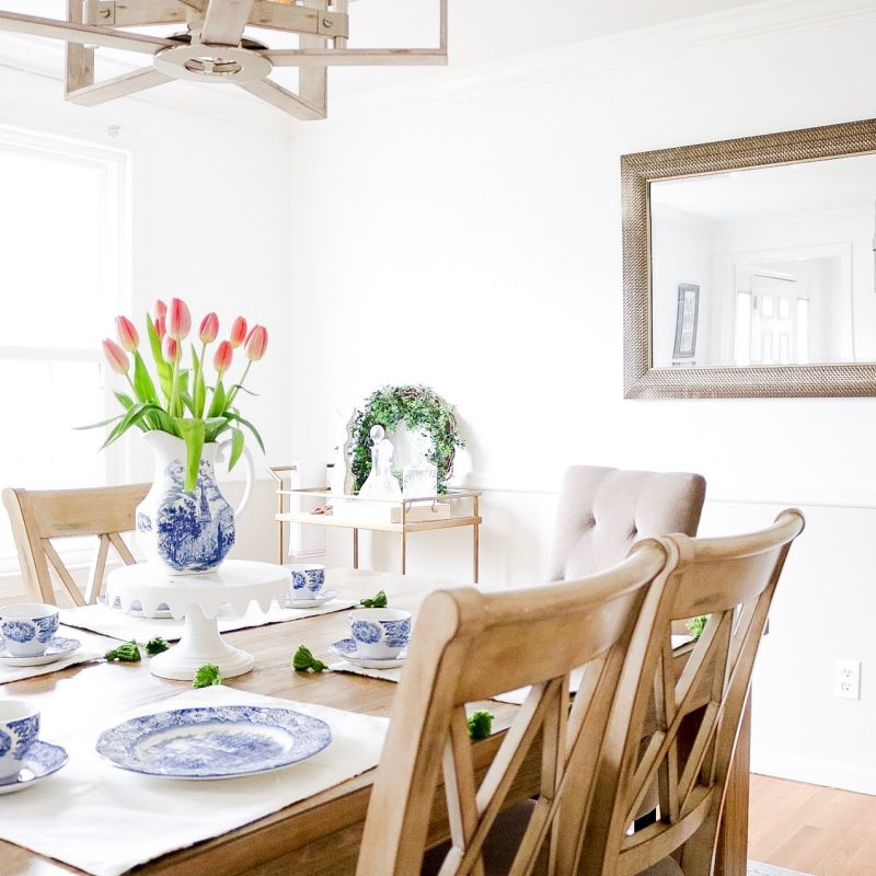 5 Easy and Inexpensive Ways to Decorate for Spring