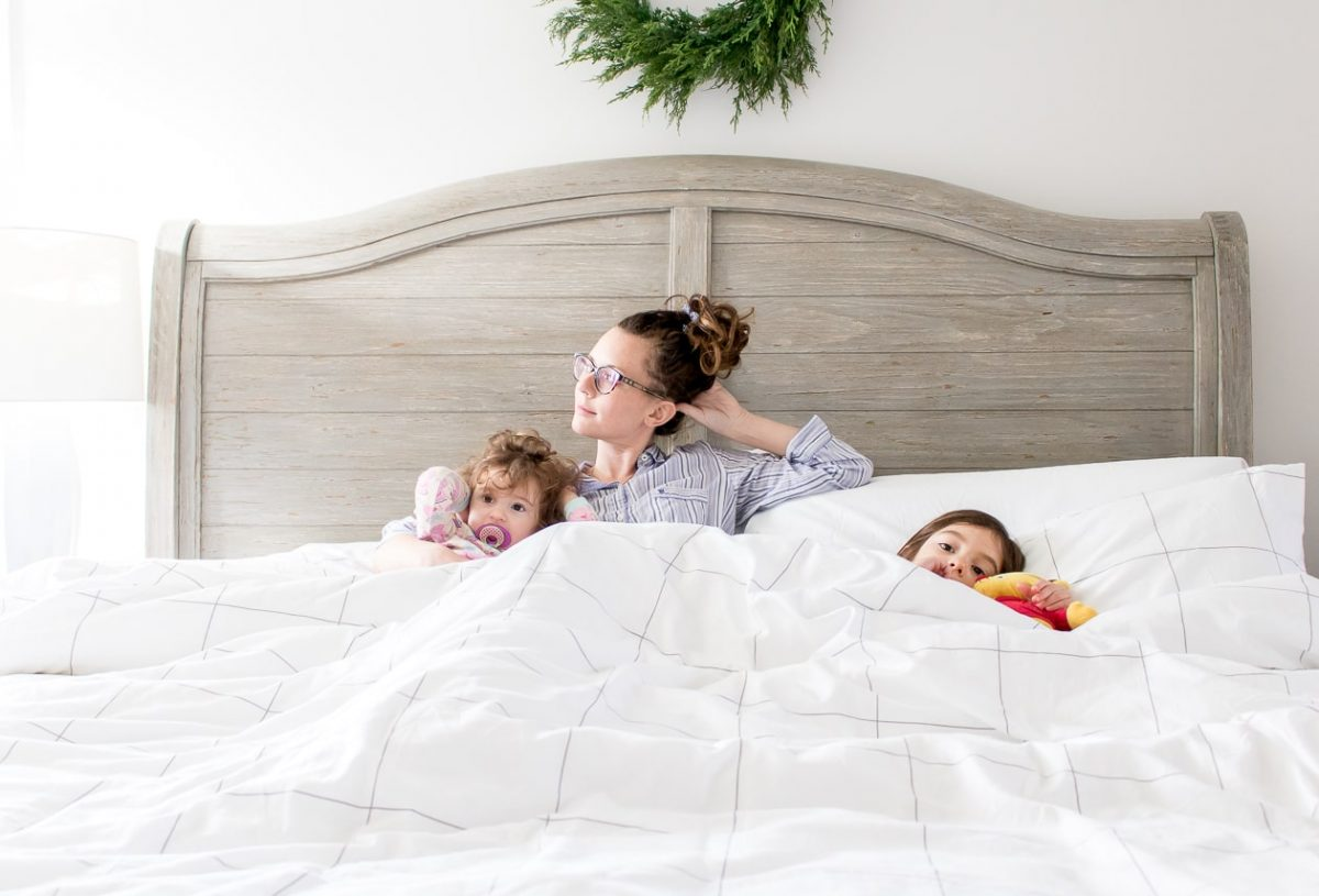 Controversial Things I Do As a Parent - Mom Co-sleeping
