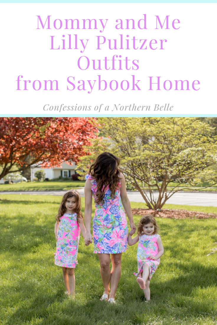Mommy and Me Lilly Pulitzer Outfits