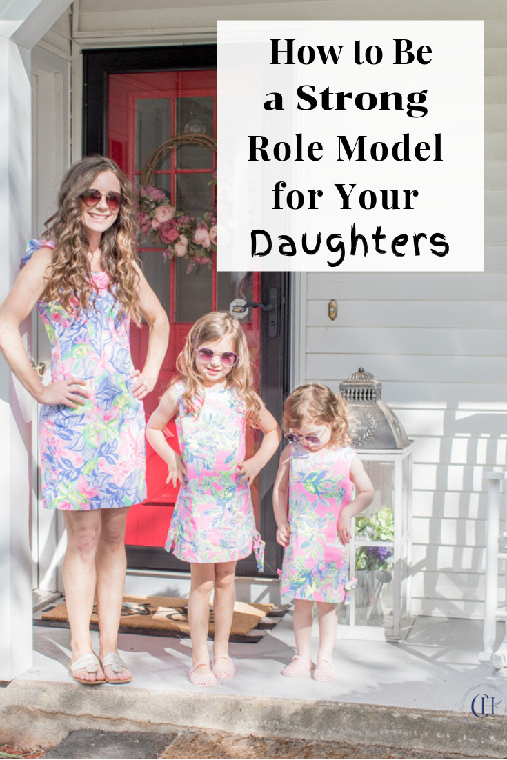 5 Ways to Be a Strong Role Model for Your Daughter