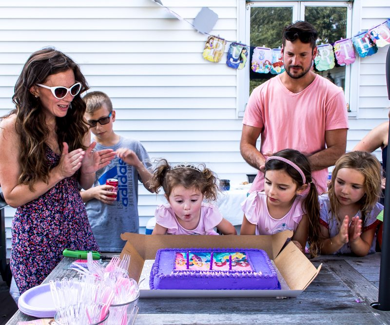 Ailey's Third Birthday Party