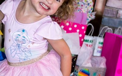 3 year old princess birthday party