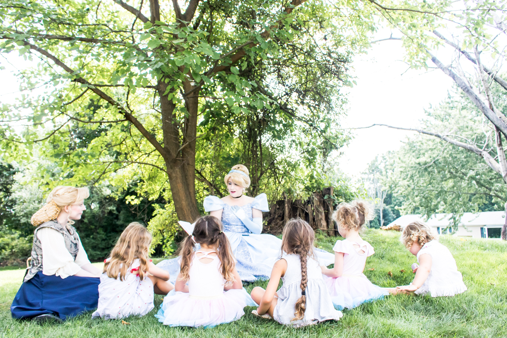 Ailey's Birthday Party with Cinderella Recap