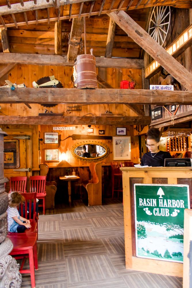 Red Mill Restaurant Basin Harbor