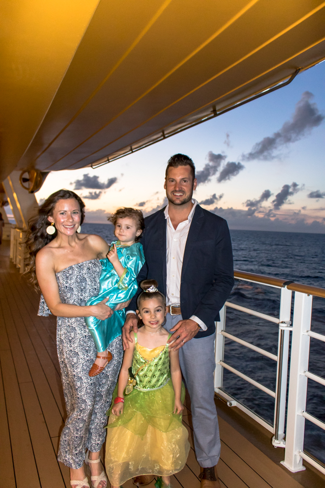 Formal Night Disney Cruise Family Outfits