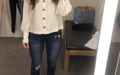 Nordstrom Anniversary Sale Bishop Top