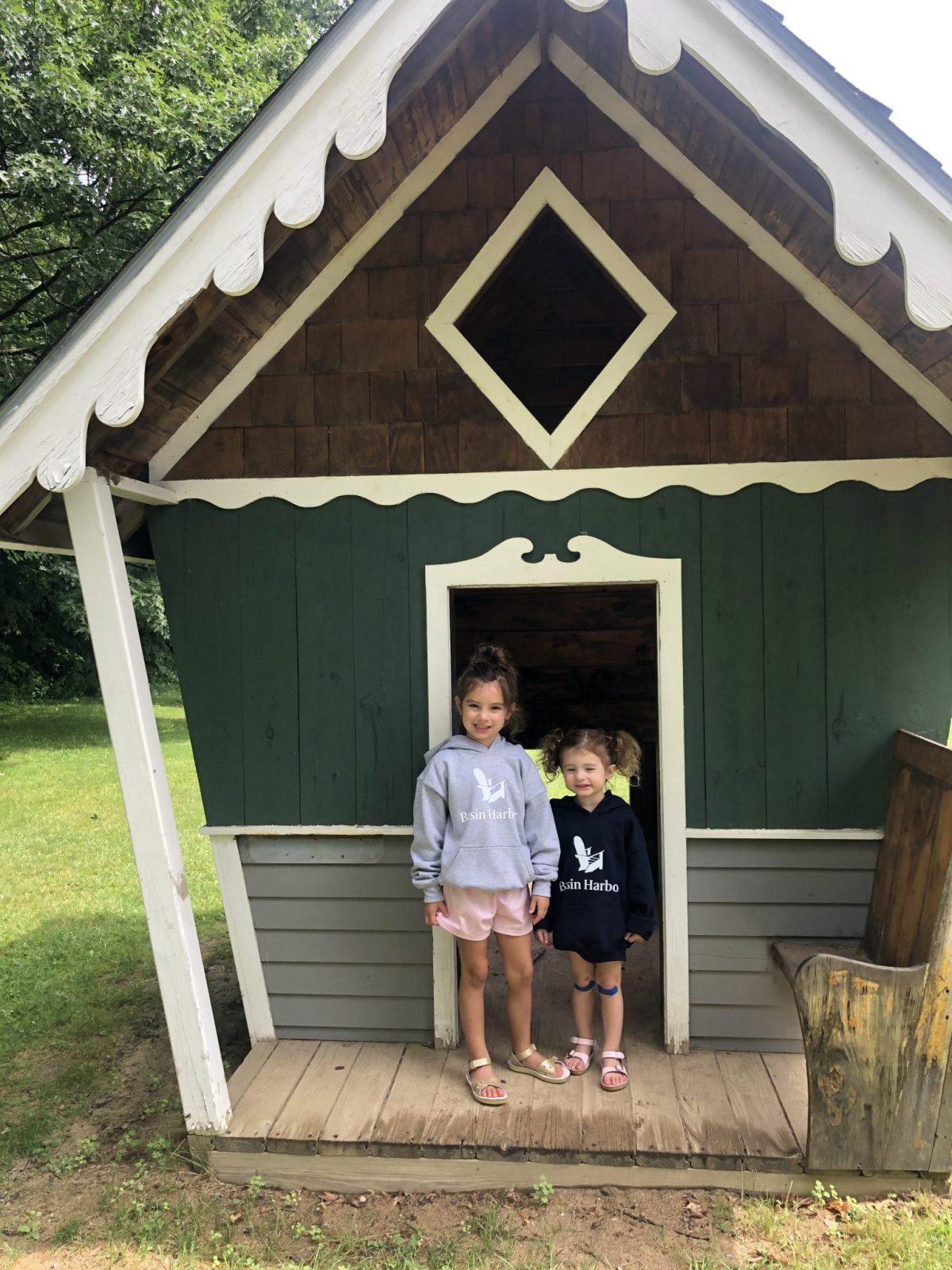 Basin Harbor Kids Camp House