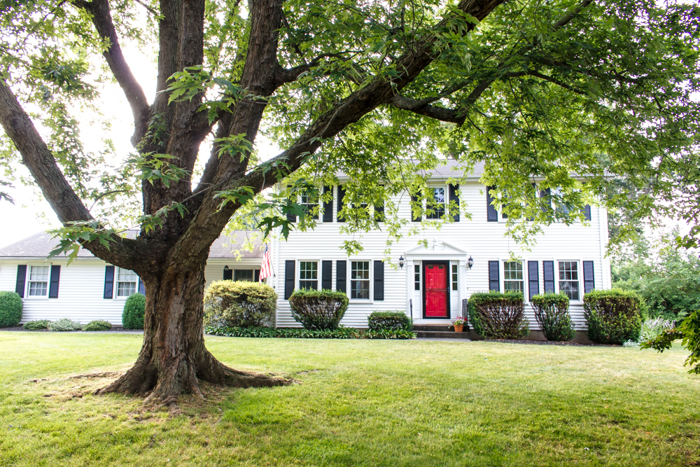 How to Update an Old Colonial Home