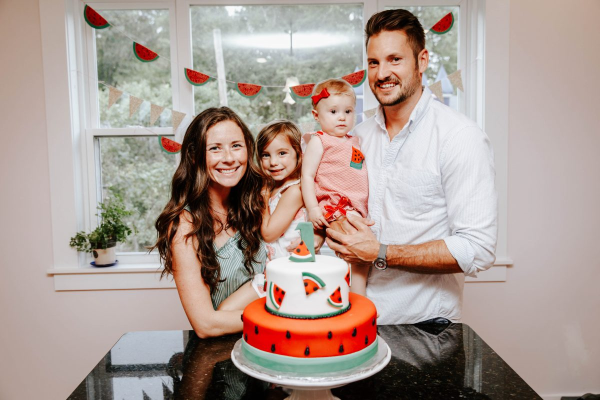 One in a Melon First Birthday Party |Watermelon Cake #oneinamelon #firstbirthday #watermeloncake #firstbirthdayparty