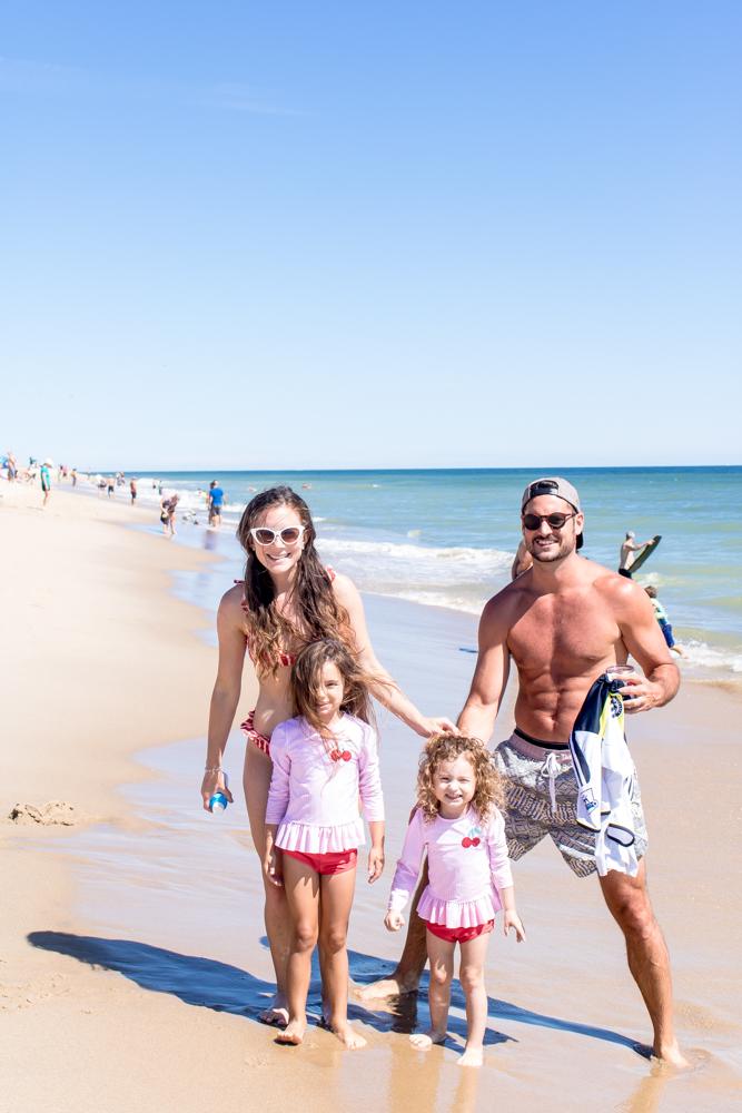 Cape Cod Vacation - Family at the Beach - Loving Lately - Caitlin Houston Blog