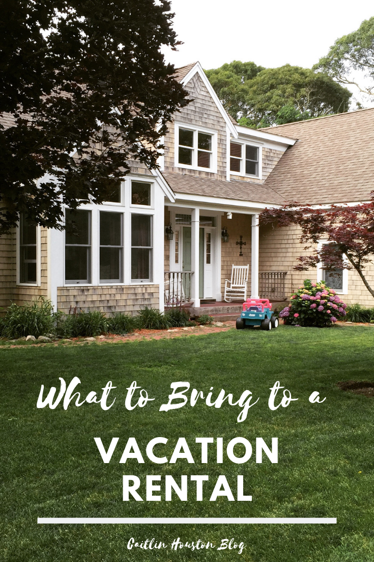 vacation rental must haves