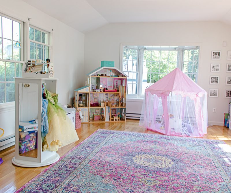 Realistic Playroom Organization Tips