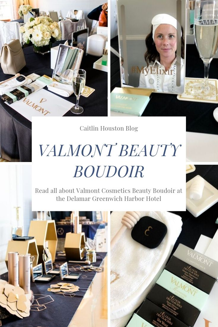 Beauty Boudoir class with swiss based luxury beauty brand Valmont Cosmetics