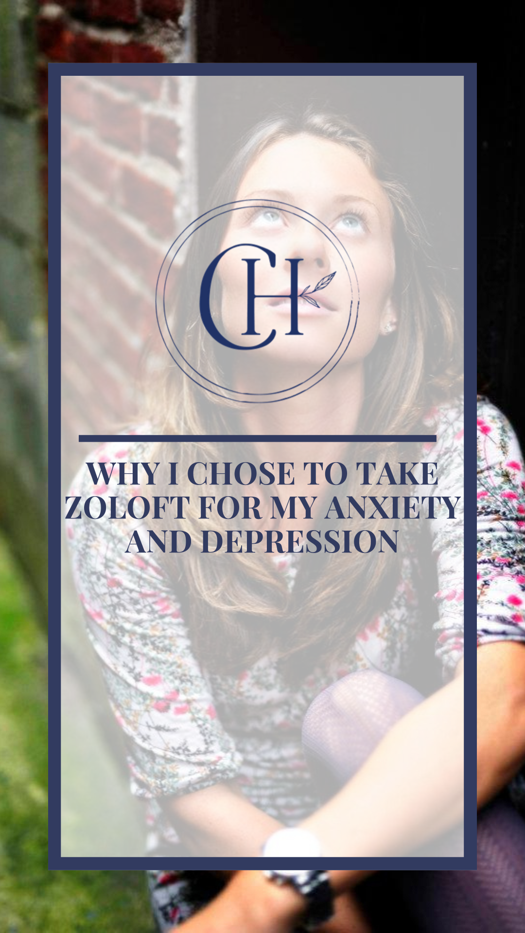 Zoloft for Anxiety and Depression