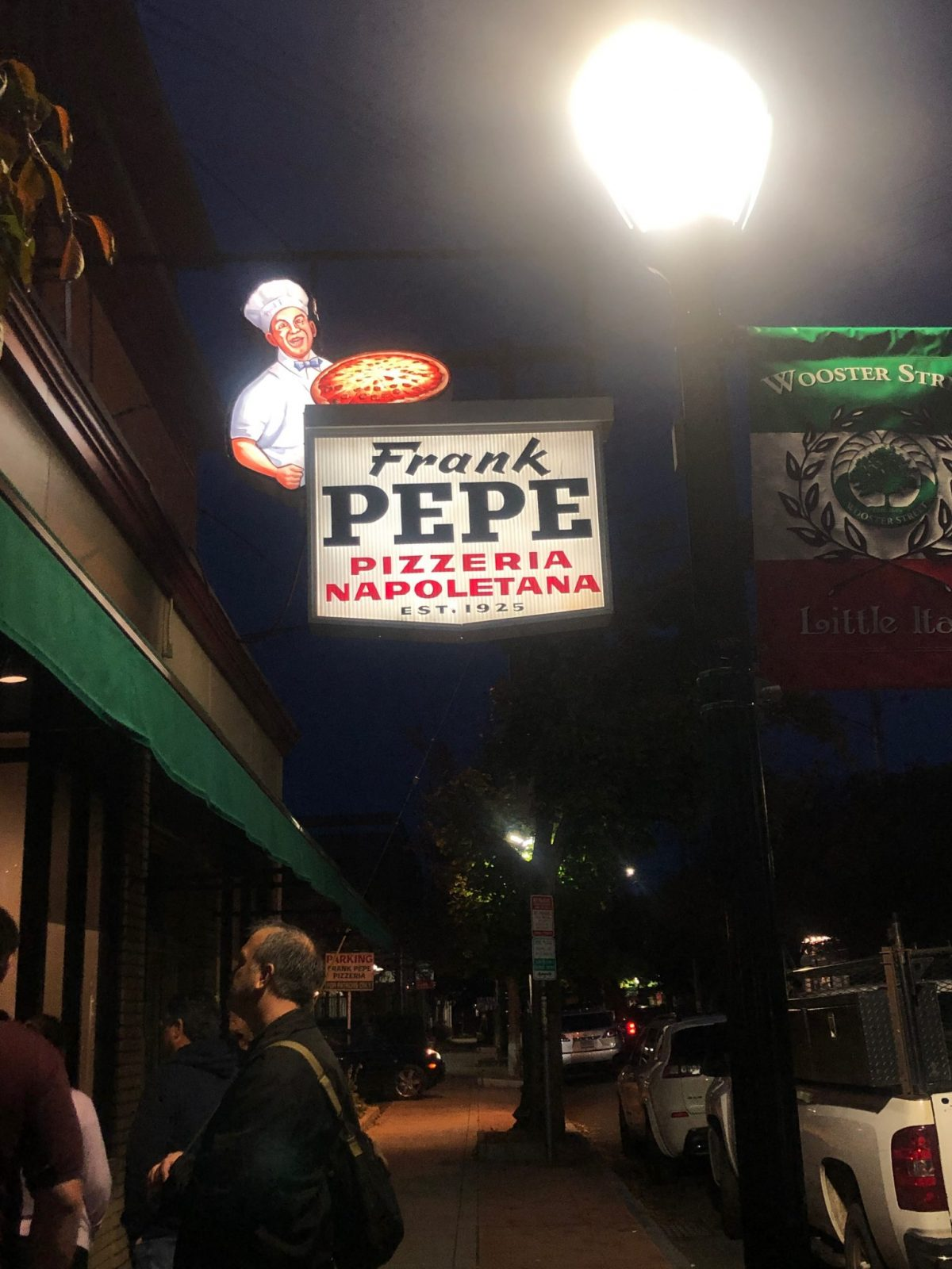Pepe Pizza Connecticut