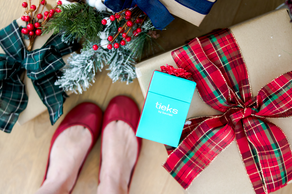 Tieks Gift Card for Christmas